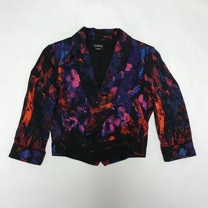 Bebe cropped blazer Size Medium